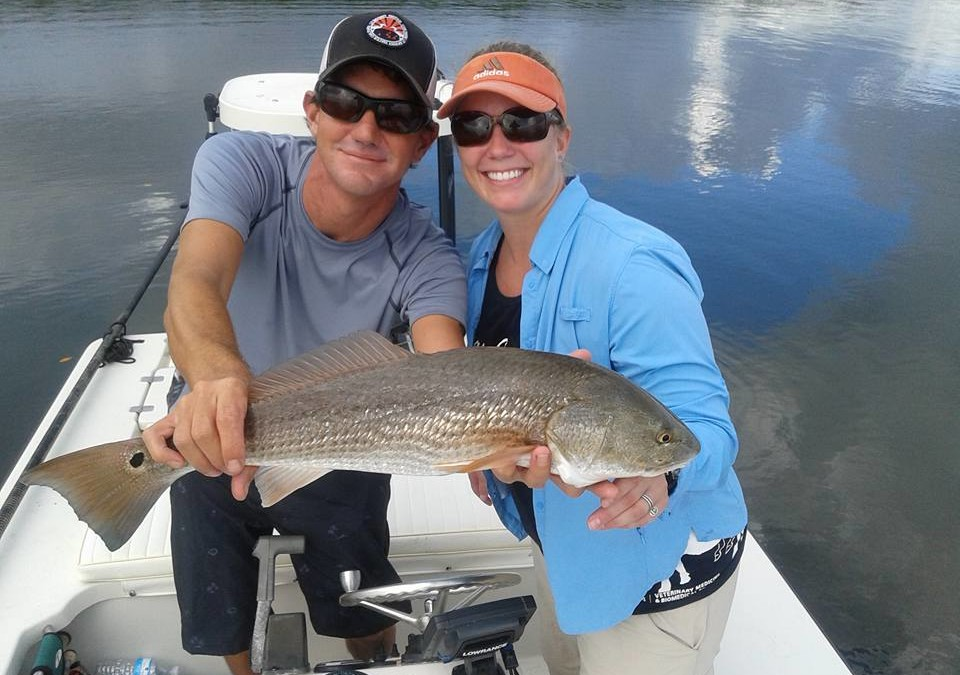 Tampa Flats Fishing 7/21/15 (Revised 9/2017)