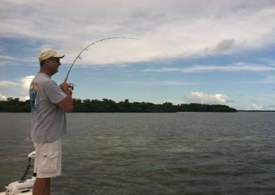 Tampa Bay permit fishing