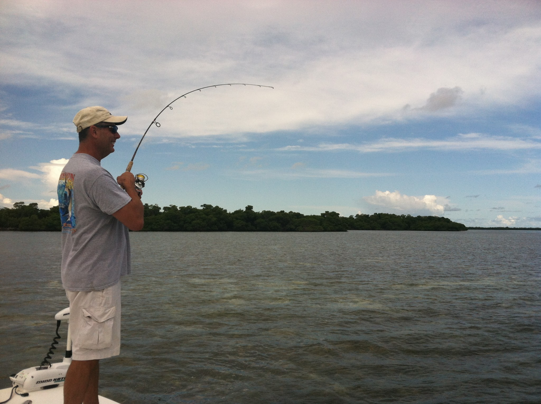 Tampa bay permit fishing tampa fishing charters for Tampa fly fishing