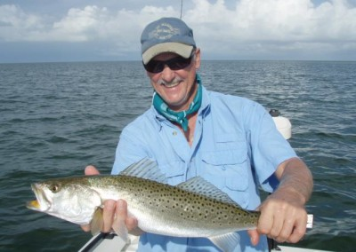 Tampa Fishing Charters Trout