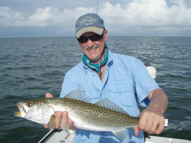 Tampa trout fishing charters