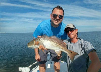 redfish in Tampa