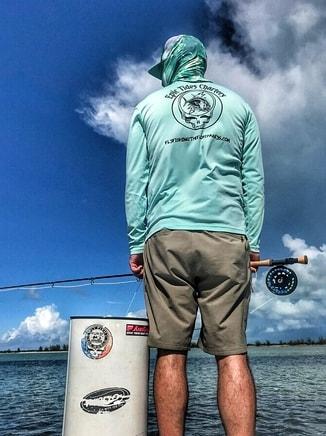 Tampa tarpon fishing tampa flats fishing charters for Tampa fishing outfitters